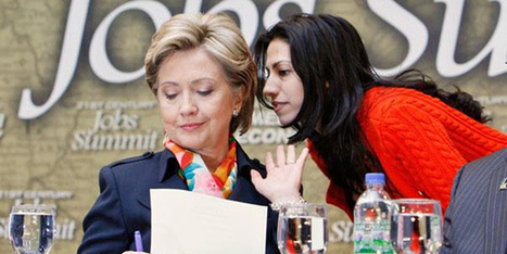 1/3 of Abedin emails 100% redacted | Xposing Government Corruption in all it's forms | Scoop.it