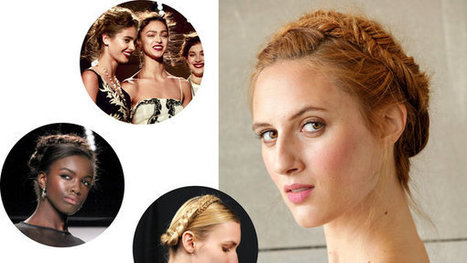 Braids Woven to Each Personality - New York Times   hairstyles   Scoop.it