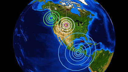 Interesting Facts About Earthquakes - Presidia Creative | Interesting facts | Scoop.it