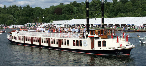 Enjoy Thames with Party Boats this Season   Thames Boat Hire   Scoop.it