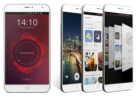 An Ubuntu smartphone you might actually want to buy goes on sale in Europe ... - The Next Web | change and innovation | Scoop.it