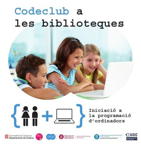 Code Club Catalunya | Tastets de TIC I TAC | Scoop.it