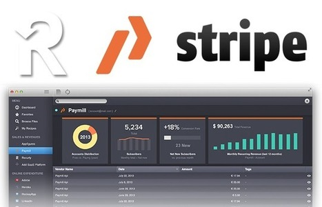 Dashboard and Metrics for Startups | Bills Expenses and Bank Operations | SaaS | Scoop.it