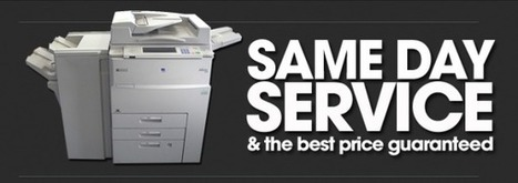 Photocopier rental and Service in Dandenong | Leading Edge Copiers | Scoop.it