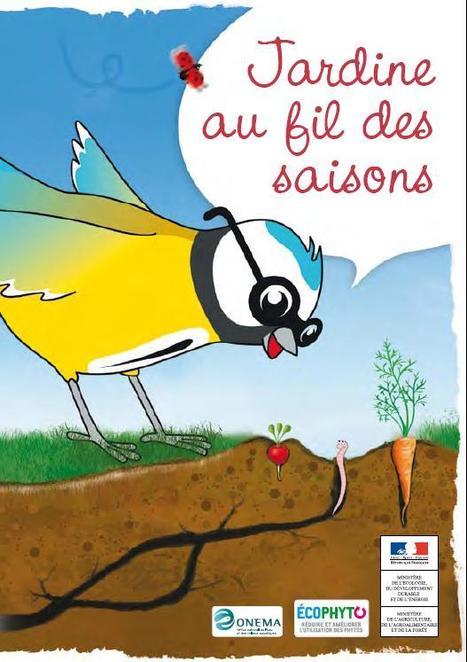 Jardine au fil des saisons   Les colocs du jardin   Scoop.it