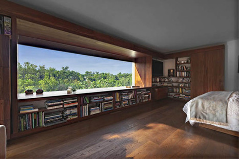 Stylish Residential Renovation Displaying Intimate Spaces   Design   News, E-learning, Architecture of the future at news.arcilook.com   Architecture news   Scoop.it