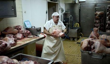 La dernière fabrique de jambon de Paris... à Paris - LExpress.fr | Nos Racines | Scoop.it