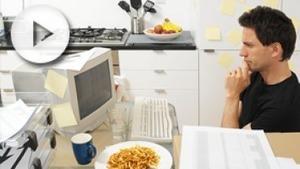 La Quotidienne  - Le télétravail n'a-t-il que des points positifs ?   Santé au travail : télétravail   Scoop.it