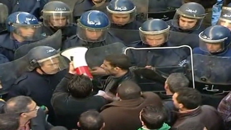 Algerians defy ban to protest government - CNN.com | Coveting Freedom | Scoop.it