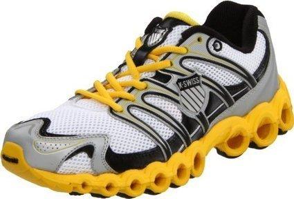 &&&   K-Swiss Ultra Tubes 100 Schuhe Running Jogging Men weiß / gelb Sneaker , Schuhe:EUR 39.5   Sportschuhe Kaufen   Scoop.it