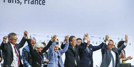 L'accord obtenu à la COP21 est-il vraiment juridiquement contraignant? | TES1 Michelet | Scoop.it