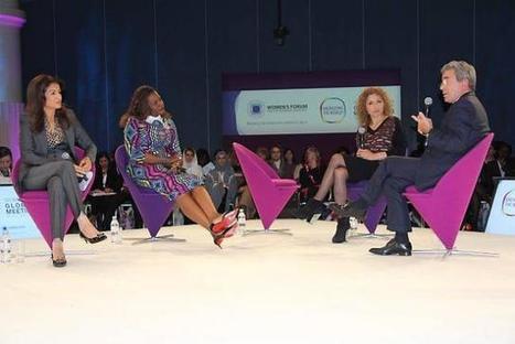 Women's forum. Les femmes « énergisent » le monde à Deauville   Etre femme aujourd'hui   Scoop.it