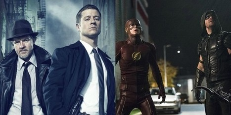 Synopses For Season Finales of The Flash, Gotham and Arrow | ARROWTV | Scoop.it