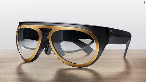 BMW's 'Mini' to unveil augmented reality driving goggles in China | Cyborg Lives | Scoop.it