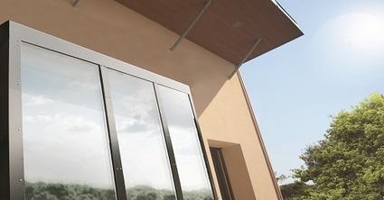 SOLÉHOM®, le mur calorifique 3 en 1 pour tout type de bâtiment | Ecovinews | Architecture écologique | Scoop.it