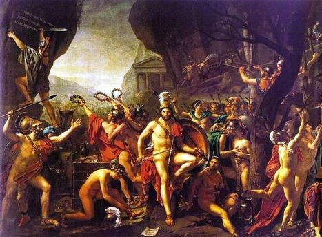 The Four Most Important Battles Of Ancient Greece | Classical Geek | Scoop.it