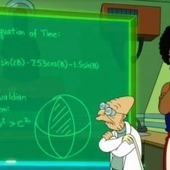 No TV Show Has Ever Loved Math as Much as Futurama - Wired | Constant Learning | Scoop.it