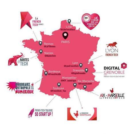 French Tech : 2014 Révélation, 2015 Maturation | Booster les ETI Entreprises de taille intermédiaire | Scoop.it
