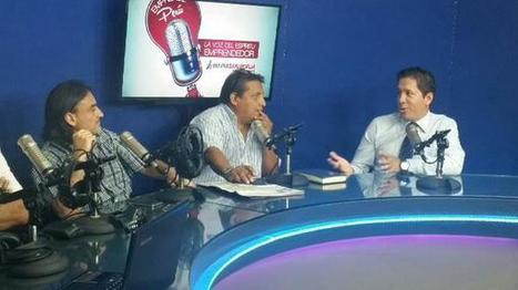 Jorge Rojas Orrillo Entrevista en Radio San Borja #Twitter | Markcomdig | Scoop.it