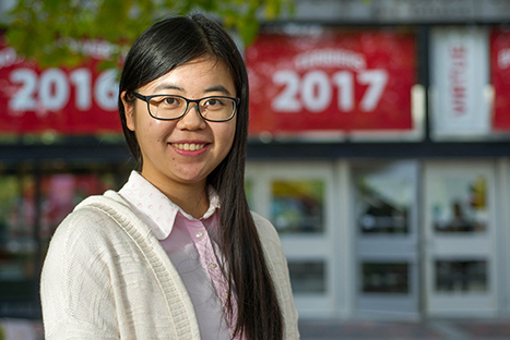 First Lu Lingzi Scholar Studying Economics - BU Today | Economics and Economic Theory | Scoop.it
