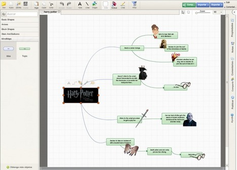 3 Aplicaciones web para hacer Diagramas | Las TIC y la Educación | Scoop.it