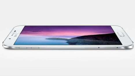 Samsung Galaxy A8: Facts about the Ultra-slim Smartphone - Pulse.ng - Pulse Nigeria | Samsung mobile | Scoop.it