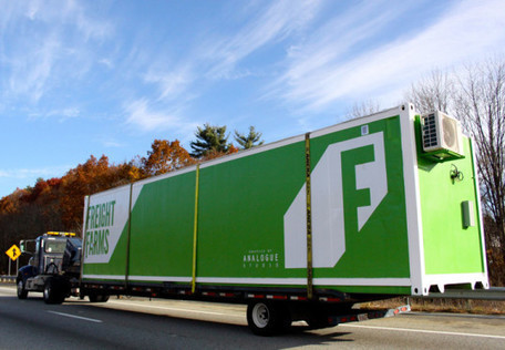 Freight Farms may be the future of sustainable food | Mon oeil par Strabo | Scoop.it