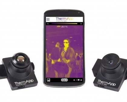 Android Mobile Thermal Camera - Therm-App | Heron | Scoop.it