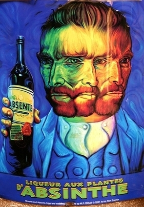 Van Gogh and Absinthe | Plant Teacher | Scoop.it