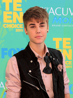 Justin Bieber is entertainment's richest teen — see who else made the list | EW.com | interlinc | Scoop.it