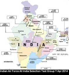 Indian Air Force All India Group Y Selection Test April 2014 | AFCATExam.com | AFCAT Exam | Scoop.it