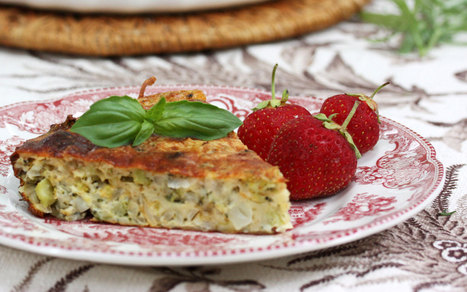Tips for Adding a Healthy Twist to Easter, PLUS: Easy Vegetable Pie - Parade | Health & Wellness | Scoop.it