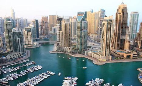 Proper Random - Early Morning on Dubai Marina Dubai is one of the...   A Guide To Dubai   Scoop.it