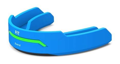 Fit GUARD: un protège-dents high-tech contre les commotions cérébrales | Le blog des news santé | News e-santé | Scoop.it