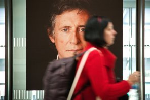 Pics: Who's been kissing Gabriel Byrne?   All things Ireland   Scoop.it