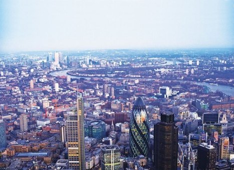 U.K. Gov't To Fund IoT For Cities Project With Up To$15M | Smart Cities | Scoop.it