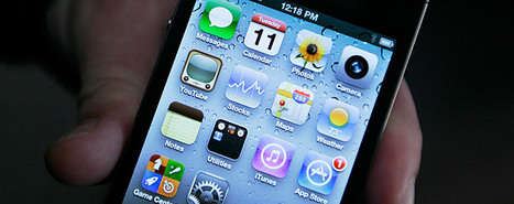 Top Iphone Applicatio | Web application development company in india | Scoop.it