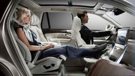 Volvo ditches the passenger seat for a new twist on chauffeur-driven luxury | Consumer Automotive News | Scoop.it