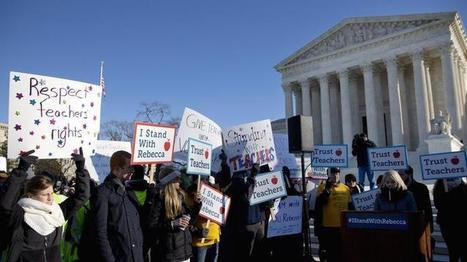 Supreme Court appears skeptical of union fees -- a potentially major loss for labor groups   Xposing Government Corruption in all it's forms   Scoop.it