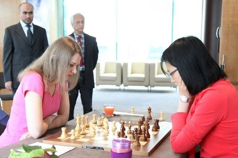 Échecs à Genève : Grand-Prix Fide féminin - Chess & Strategy | Crédit Agricole | Scoop.it