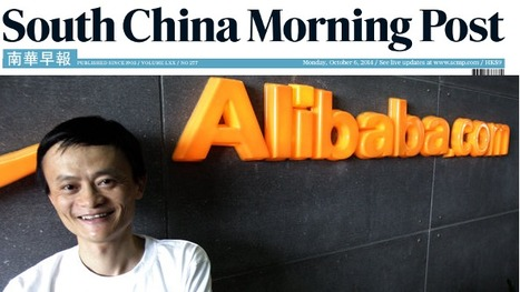 Le géant chinois Alibaba prêt à investir dans les médias | DocPresseESJ | Scoop.it