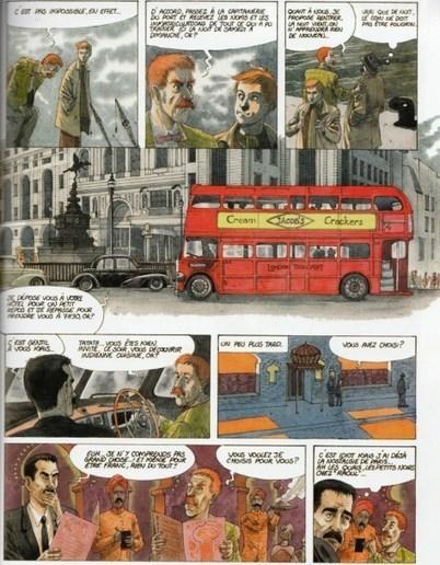 Raffini, so british ! | Bulles picardes | Bande dessinée et illustrations | Scoop.it