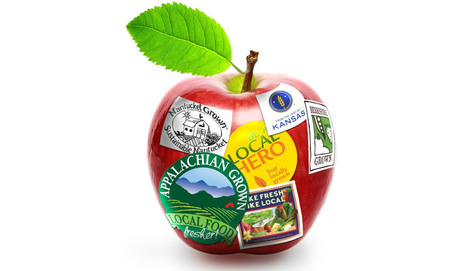 Local food -- put a sticker on it! | Local Food Systems | Scoop.it