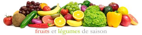 Et si je consommais des fruits et légumes de saison !   geekonome.fr   Scoop.it