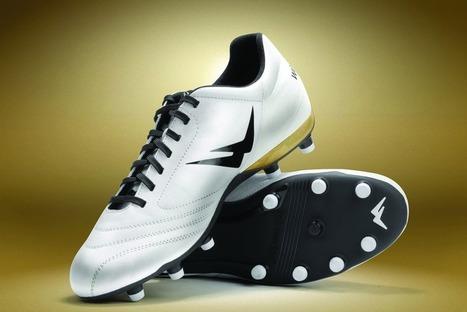 Le marseillais Wizwedge lance la chaussure de foot ergonomique   L'innovation dans la filière cuir   Scoop.it