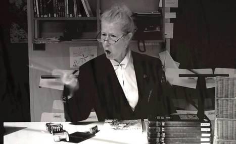 C'est quoi un bibliothécaire ? La réponse en vidéo et en humour | -thécaires are not dead | Scoop.it