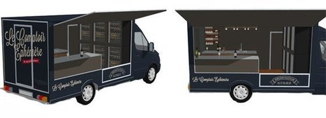 Le Wine Truck prêt à prendre la route | Le vin quotidien | Scoop.it