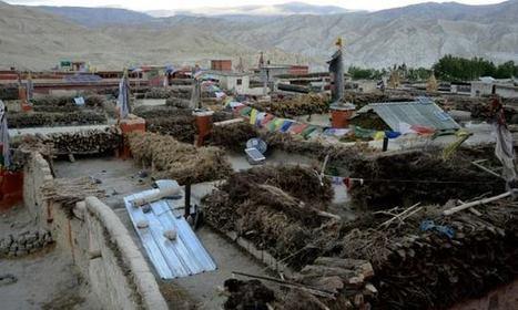 Road brings jeans, satellite TV to Himalayan Shangri-La | Human Geography | Scoop.it