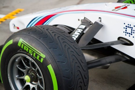 Overtake Talks Tyres For Belgium | tyre news | Scoop.it