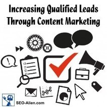 Increasing Qualified Leads Through Content Marketing | Allround Social Media Marketing | Scoop.it